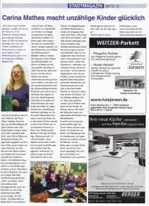 HS-Woche - Stadtmagazin-Ausgabe 3-2010