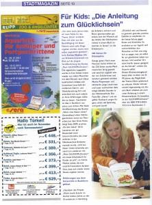 HS-Woche - Stadtmagazin -Ausgabe 4-11